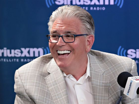NYC Sports-Radio Veteran Mike Francesa Draws Thousands of Subscribers to App