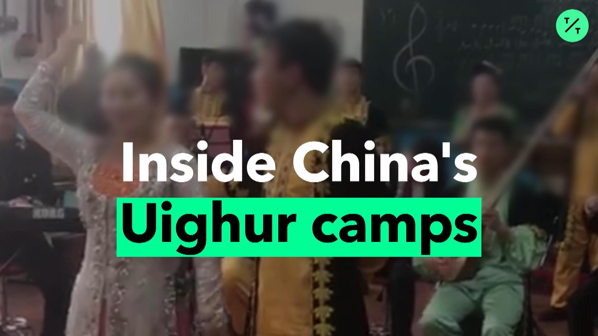 Human Rights Watch Reports on China's Xinjiang Surveillance