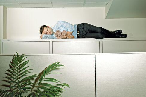 Sleeping on the Job? Good! Overachievers Do