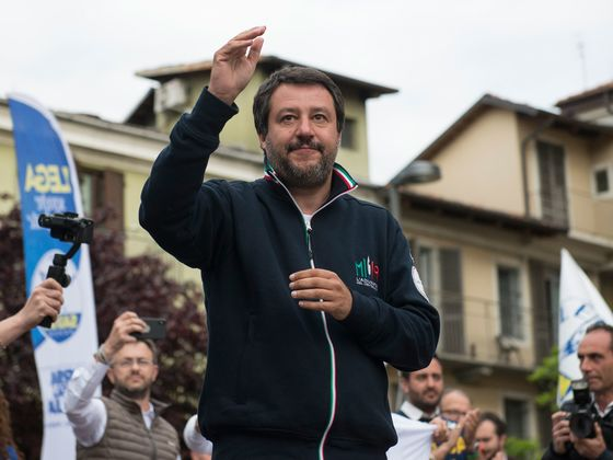 Salvini's Tough Week at the Office Raises Concerns on Italy