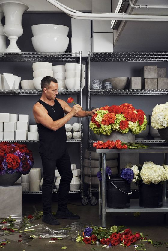 Meet Jeff Leatham, the Florist Beloved by Royalty and the Kardashians
