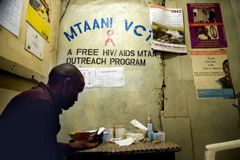The Moral Economy of AIDS