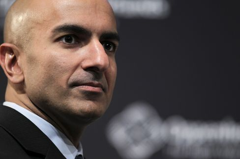 Former Goldman Sachs Executive Neel Kashkari