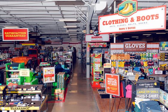 The Retail Apocalypse Can't Keep Tractor Supply Co. Down