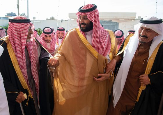 Saudi Rulers Rally Support on Home Front as U.S. Pressure Mounts