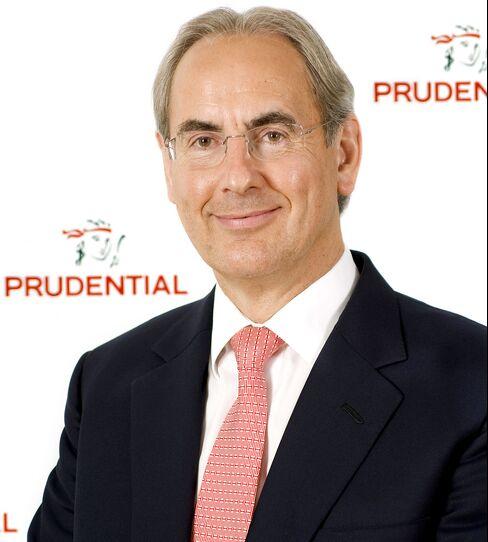 Prudential Plc Chairman Harvey McGrath