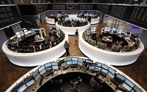 European Stocks Decline