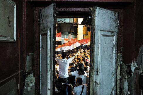 How Egypt's Economy Toppled a President