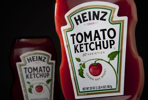 Buffett-Backed Heinz Expects $160 Million Cost on Job Cuts