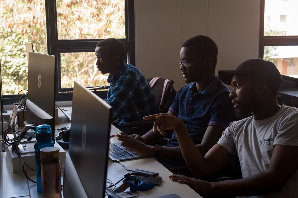 relates to Al Gore's Firm Leads $100 Million Investment in African Outsourcing Startup