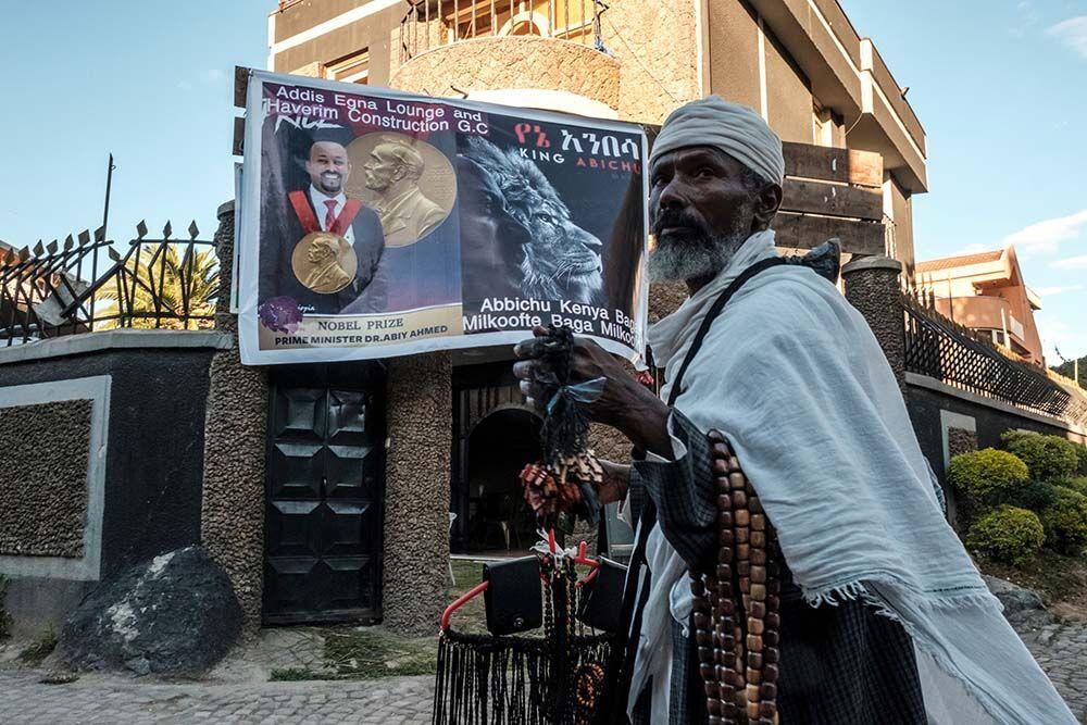 Nobel Peace Prize winner Abiy Ahmedis failing to meet the expectations of neighboring Eritrea.
