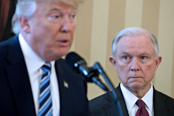 Sessions Is Forced Out After Months of Trump Abuse Over Mueller