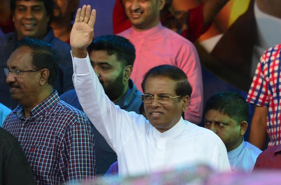 Sri Lanka's Ousted Premier Challenges President in Top Court