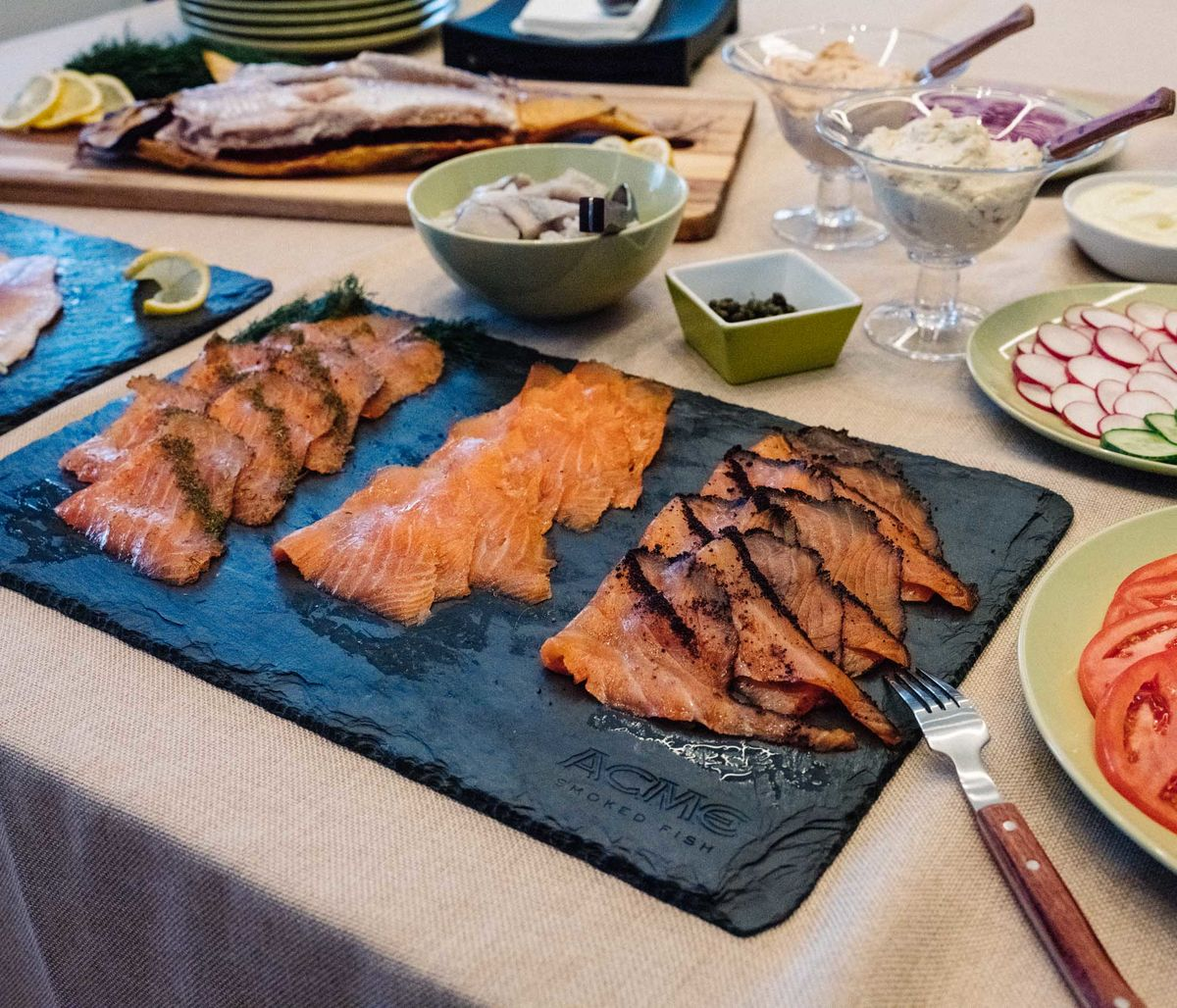 How Lox, Whitefish and Herring Became American Staples
