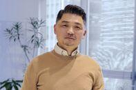 Founder of Kakao Corp. Brian Kim
