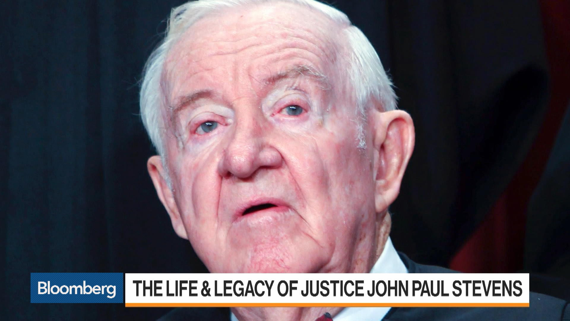 The Life and Legacy of Justice John Paul Stevens