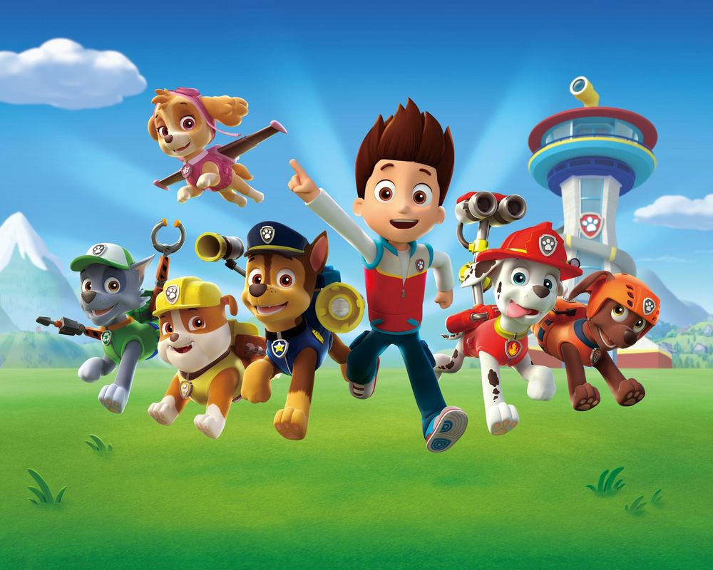 Paw Patrol and the Twilight of the World-Conquering Kids TV Show