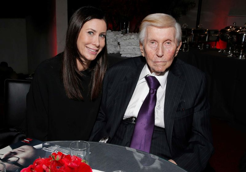 Redstone Faces Ex Girlfriends Palimony Demand Bloomberg