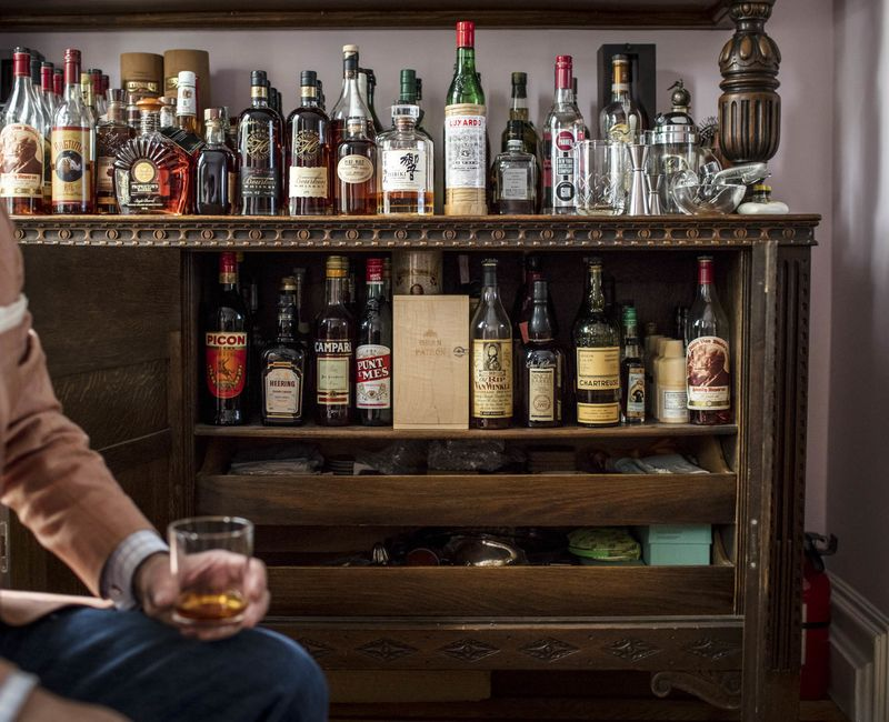 The Best Whiskey Bar in New York Is This Distiller\'s Living Room ...