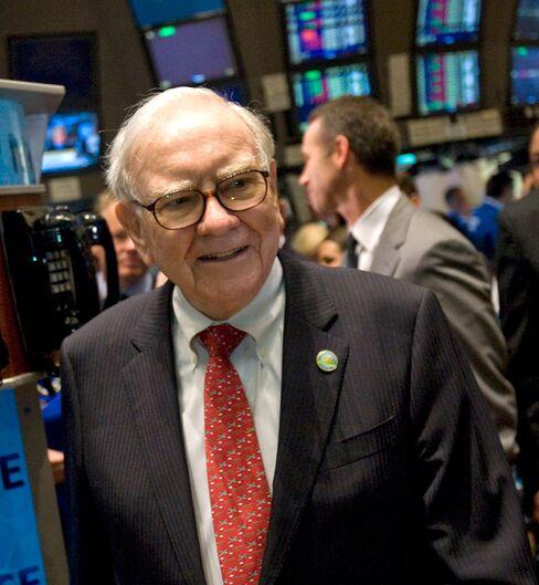 Berkshire on Cusp of Fed Oversight