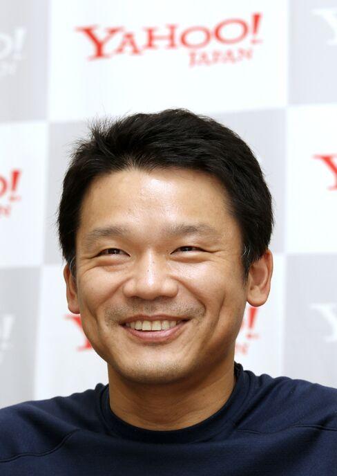 Yahoo Japan incoming CEO Manabu Miyasaka