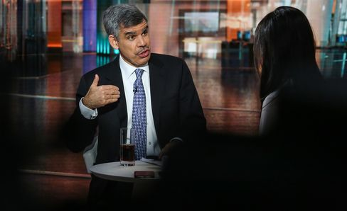 Former PIMCO Chief Executive Officer Mohamed El-Erian Interview