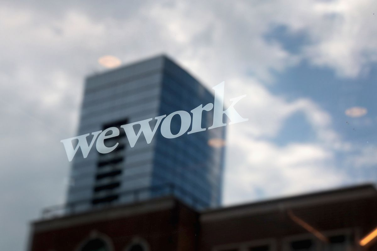 WeWork, Even in Compromise Mode, Is Still WeWork