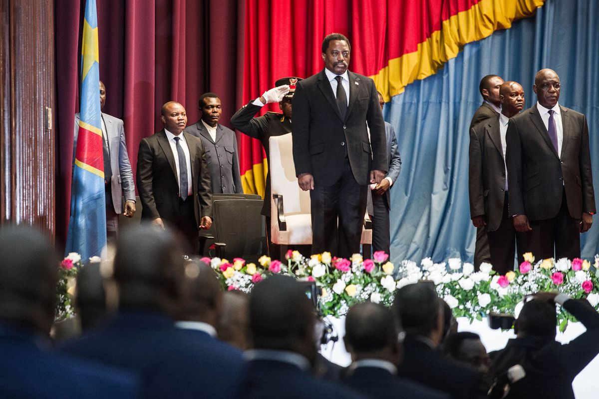 Congo Elections Won't Be Held Before April 2019