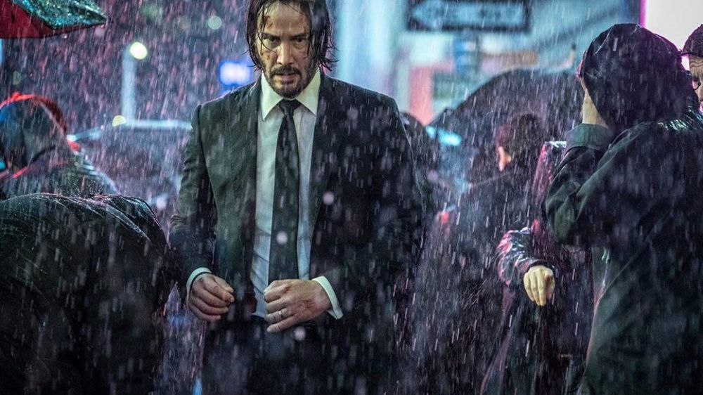 Lions Gate's 'John Wick 3' Grabs No  1 Spot From 'Avengers' - Bloomberg