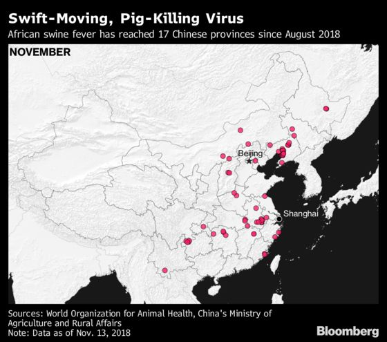 China's Demand for Chicken Soars as Sick Pigs Scare Customers