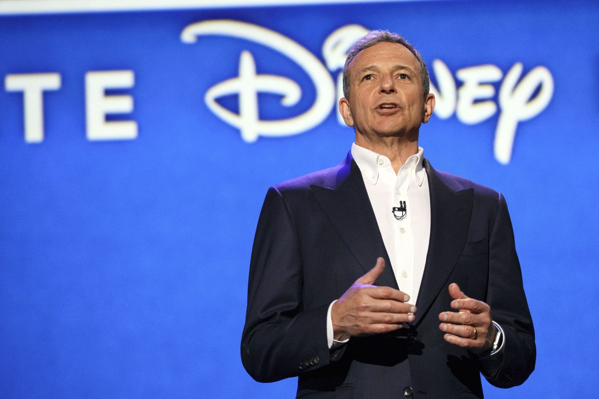 For Disney Chief Bob Iger, Fox Deal Is All About Future of TV