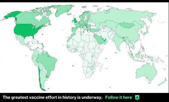 U.S. to Miss Biden's Target; Moderna Doses for EU: Virus Update