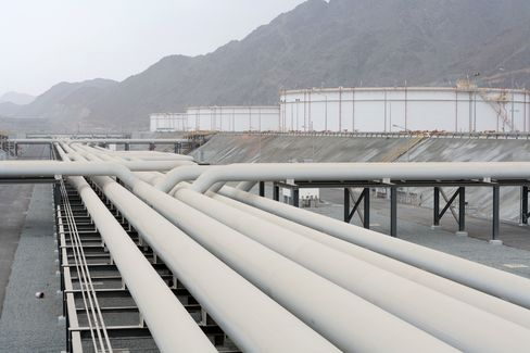 Abu Dhabi Exports First Pipeline Oil to Pakistani Refinery