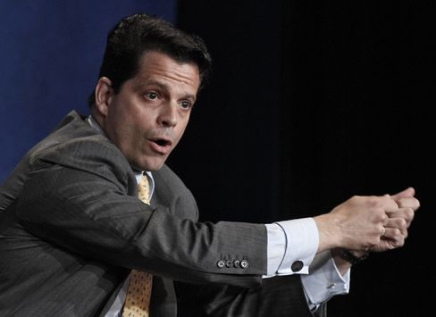 SkyBridge Capital Founder Anthony Scaramucci