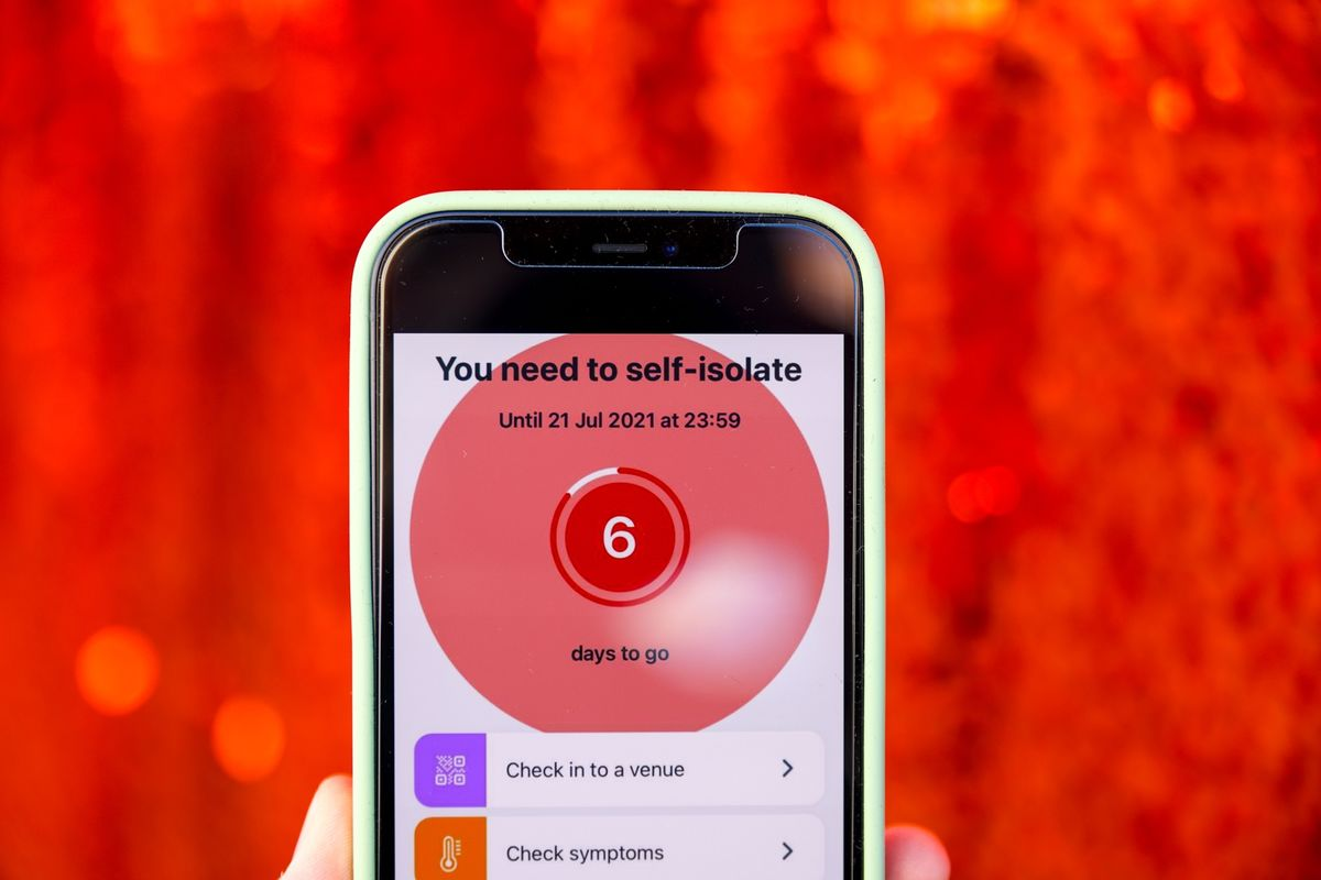 U.K. Businesses Get Hit by Virus App Forcing Workers to Isolate