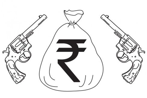 Pistol-Packing Bankers Chase Profits in India