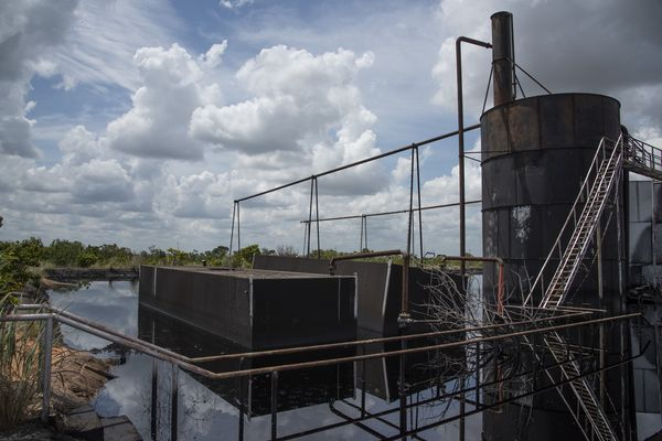 Oil Spills At Venezuelan's PDVSA Facilities