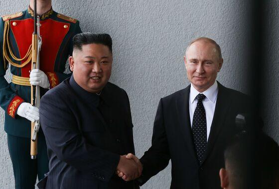 Kim Jong Un Asks Putin to Play Go-Between as Trump Talks Sputter