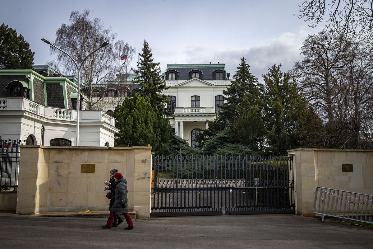 Czechs to Expel 18 Russian Embassy Employees Over 2014 Explosion thumbnail