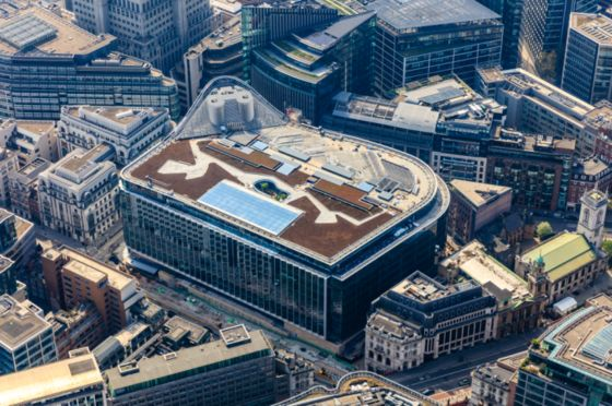Goldman to Sell, Lease Back London Office for $1.5 Billion