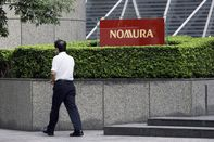 Nomura Holdings Headquarters As It's Loss Warning Is Said To Be Tied To Archegos Selloff