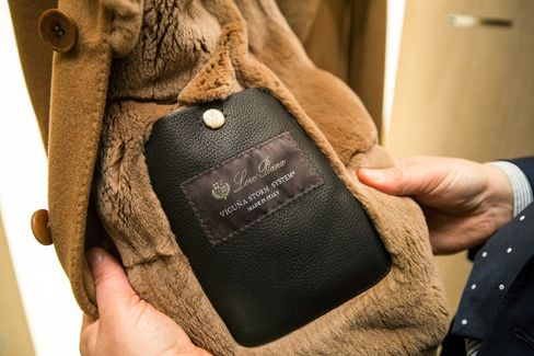 Loro Piana controls every step of the production process, from raising vicuna in Peru to operating 156 stores worldwide.