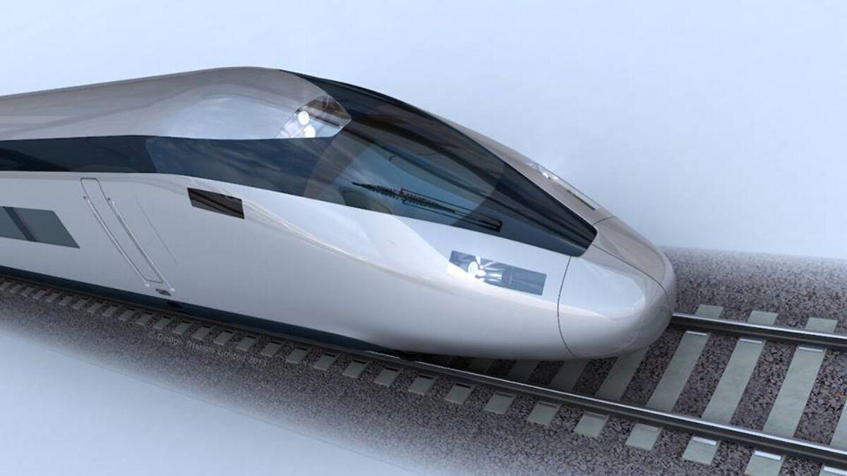 U.K. to Examine 'Costs and Benefits' of High-Speed Railway Plan