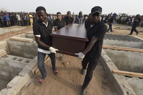 Qaddafi Regime's Legacy Fuels Violence in West Africa