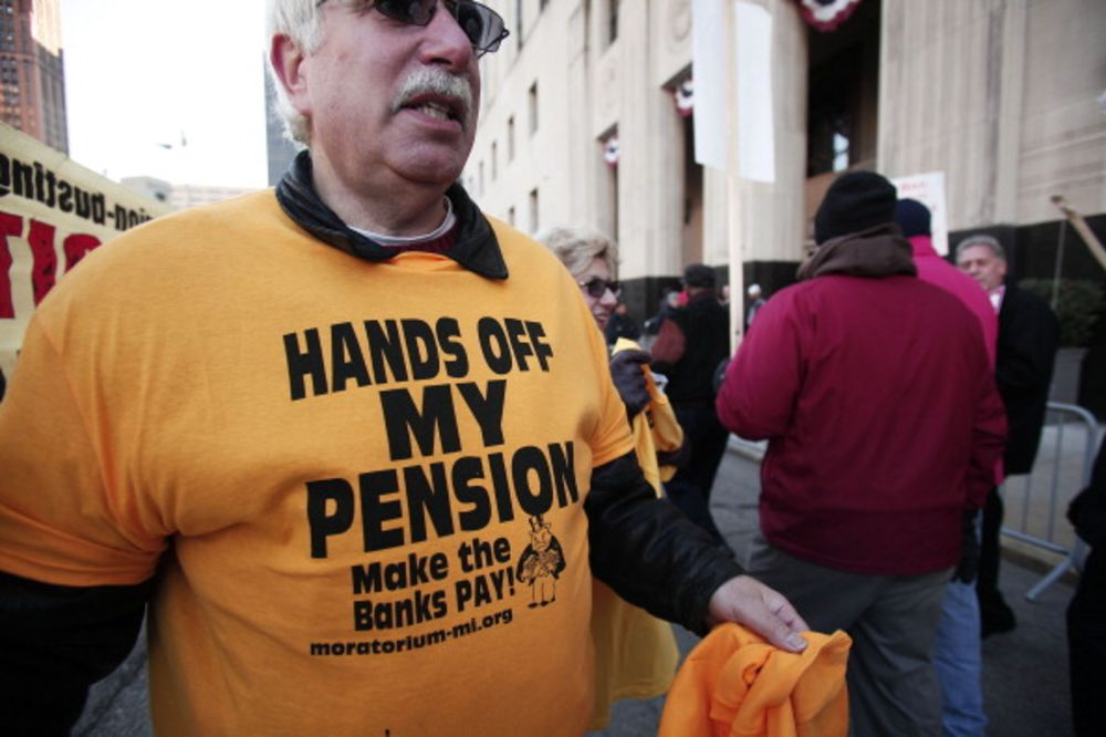 U.S. Pension Fund Collapse Isn't a Distant Prospect. It Could Come in 5 Years.