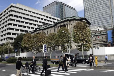 Bank of Japan Governor Haruhiko Kuroda Speaks At News Conference Following Rate Decision