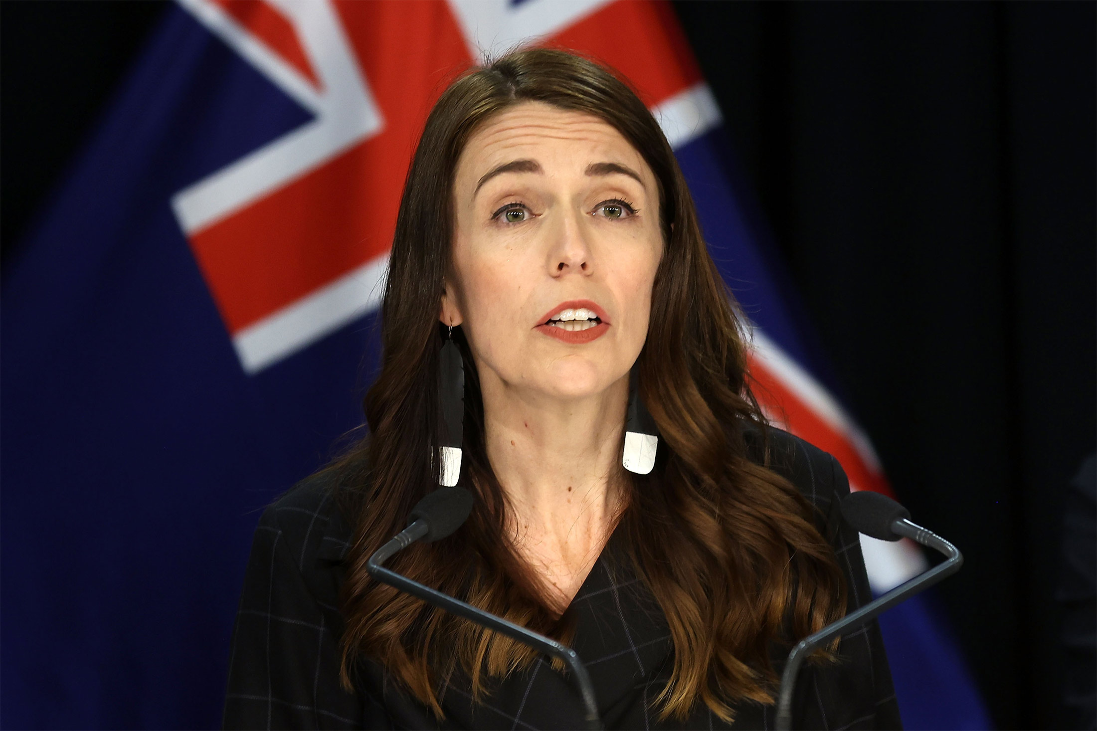 Jacinda Ardern is the Prime Minister of New Zealand