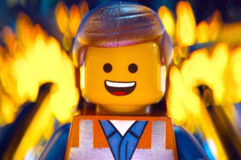 At Lego, Everything Is Awesome