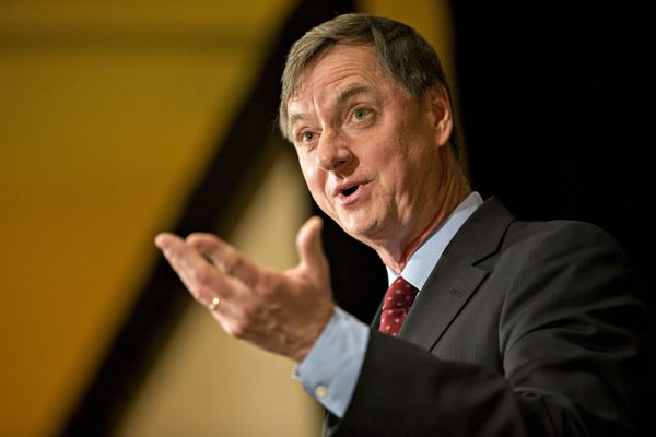 Chicago Federal Reserve President Charles Evans Speaks To Economic Club Of Grand Rapids