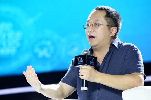 Zhou Hongwei, Chairman and CEO of Qihoo 360.